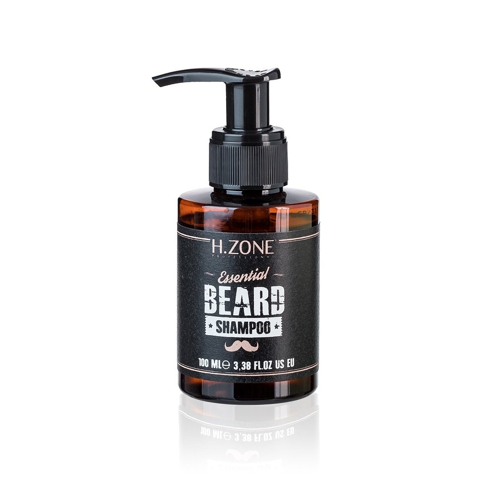 H.ZONE Essential beard shampoo