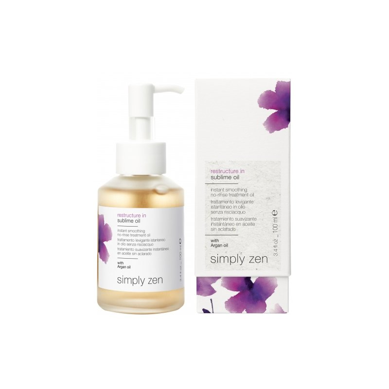 Simply Zen - Restructure in sublime oil, 100 ml